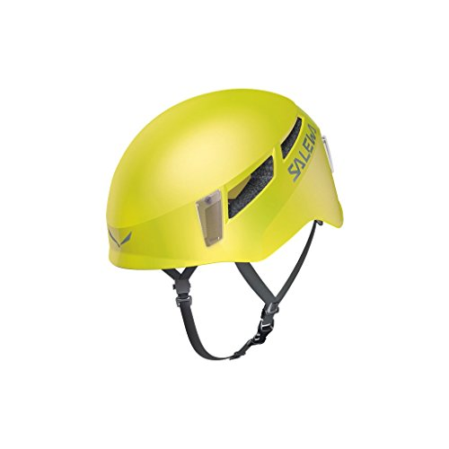 Salewa Pura Casco Robusto, Unisex adulto, Yellow,...