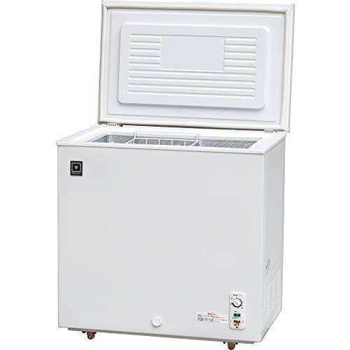 レマコム 冷凍庫 冷凍ストッカー 【急速冷凍機能付】 (102L) RRS-102CNF
