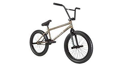 """Fit 2019 BMX 20"""" Str Yumi Fc Trans Gold Bike"""