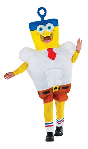 Rubie's Costume Spongebob Sponge Out of Water Inflatable Child Costume