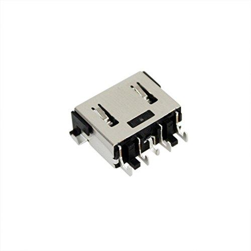 Gintai Conector de enchufe de carga DC para Lenovo IdeaPad 330-15ICH L340-15IRH Legion Y530-15ICH 81FV Y545 Y730-15ICH
