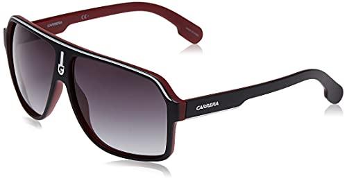 CARRERA Sonnenbrille 1001S-BLX9O-62 Sport Sonnenbrille 62, Schwarz