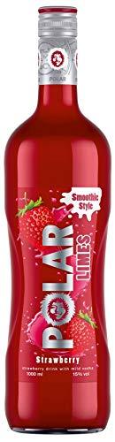 Berentzen-Gruppe AG Polar Limes Erdbeer 1 Liter