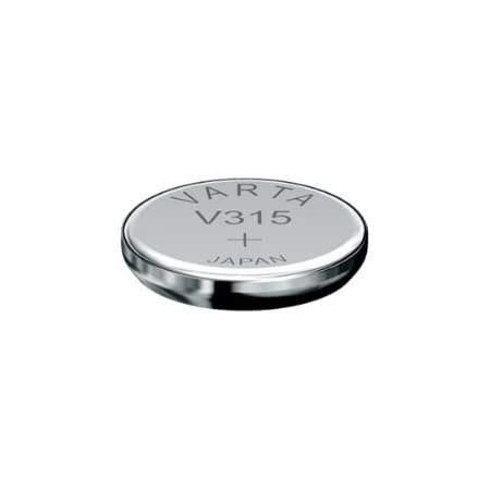1 Batterie Varta Uhrenbatterie V315 Elektronik