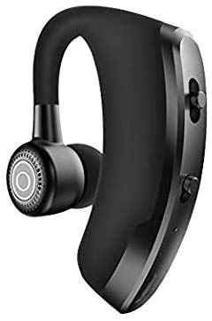Bluetooth Headset,Wireless Earpiece Business Bluetooth Headphone Earphone Super Long Standby with Mic Noise for Workout/Truck Driver/Office/Driver