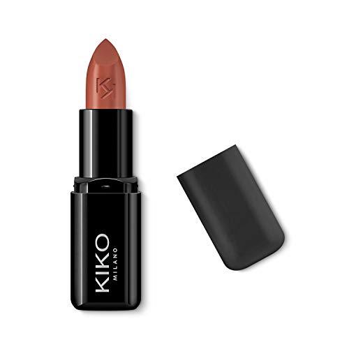 KIKO MILANO - Smart Fusion Lipstick Rich and Nourishing Lip Stick With a Bright Finish | Long Lasting Lipstick | 415 Rasberry | Cruelty Free Makeup | Professional Makeup Lipstick | Made in Italy