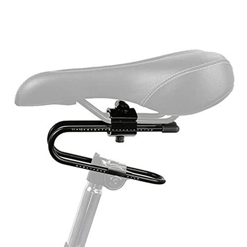 Amortiguador de Bicicleta Dispositivo de Suspensión de Sillín de Bicicleta Asiento de Bicicleta Cómodo Asiento de Arco Dispositivo de Elevación del Amortiguador,