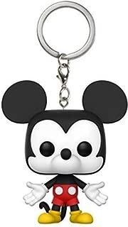 Funko Pop Keychain: Disney - Mickey Mouse Collectible Vinyl Keychain