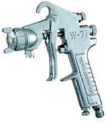 アネスト岩田 小形スプレーガン(吸上式) 口径Φ1.8mm W-71-4S