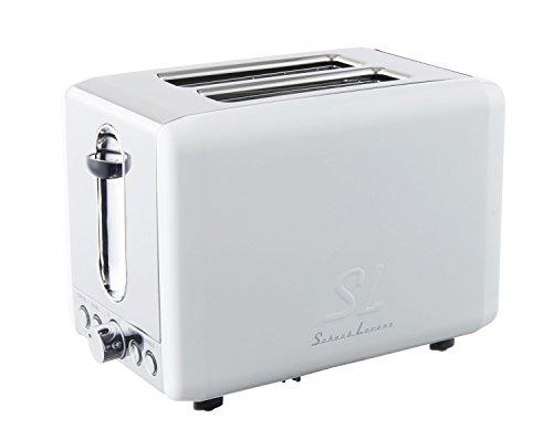 Schaub Lorenz Toaster SL T2.1 SW, weiß