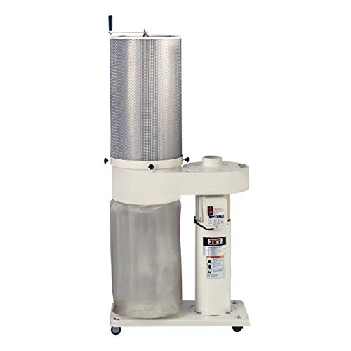 JET DC-650CK Dust Collector with 2-Micron Canister Filter (708642CK)