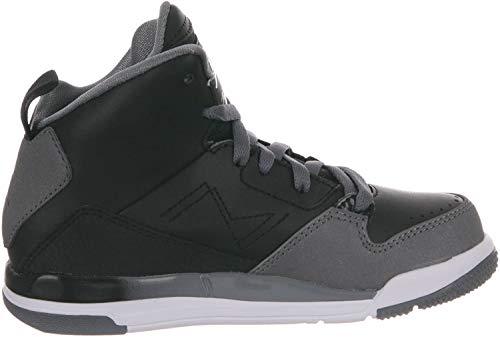 Nike Air Force 1 LV8 Sport (GS), Zapatillas de Deporte para Hombre, Negro (Black/White 002), 38.5 EU