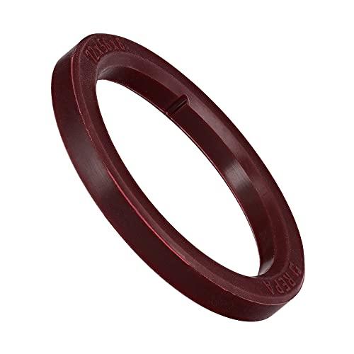 Uszczelka SW-K O-ring uszczelka sitkowa kompatybilna jako zamiennik dla Reneka ASTORIA CMA WEGA – ekspresy do kawy (brązowe) Ø 72 x 56 x 8 mm