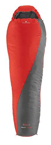 Ferrino Yukon Pro Lady Sacco a Pelo, Unisex Adulto, Rosso, Taglia Unica