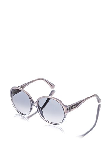Tod's TODS Damen To0073-5920b Sonnenbrille, Grey/Other/Gradient Smoke, 59/16/135