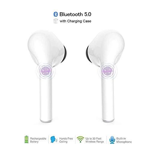 Auriculares inalámbricos i12 TWS originales Bluetooth 5,0 para para A