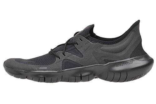 Nike Men's Free Rn 5.0 Training Shoes, Black (Black/Black-Black 006), 6.5 UK