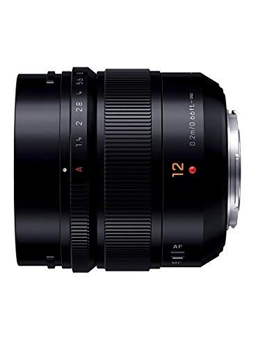 パナソニック『LEICADGSUMMILUX12mm/F1.4ASPH.』