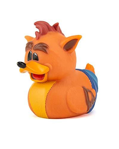 TUBBZ Crash Bandicoot Crash Cosplaying Duck Collectible Figure