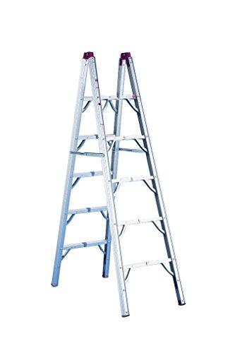 GP Logistics SLDD6 6' Compact Folding Ladder