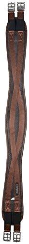Kincade Anti-Scheuer elastischer Sattelgurt (115cm) (Braun)