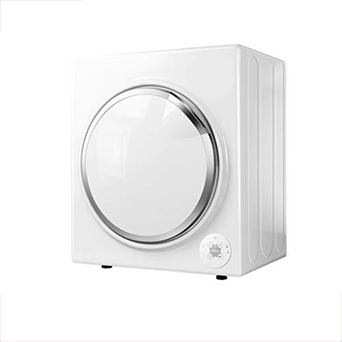 Wasdroger condensatorsensor vrijstaande condensator elektrische afvoerdroger, met tijdfunctie, wit