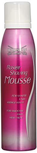 Wilkinson Sword Rasiermousse für straffere glattere Haut Damen , 150 ml, 4 St