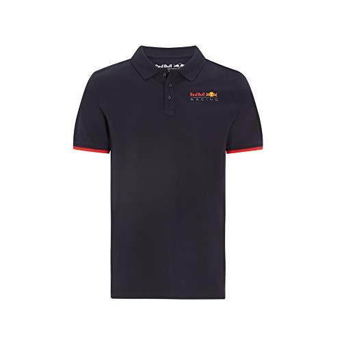 Red Bull Racing - Colección oficial de Fórmula 1 Merchandise 2021 - Hombre - Classic Polo - Azul marino - XL.