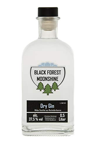 Black Forest Moonshine Dry Gin