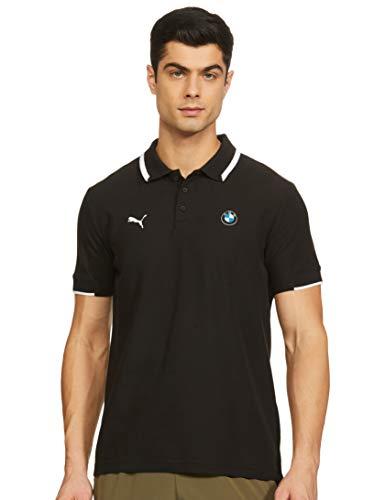 Puma BMW MMS Polo pour Homme Noir Taille M