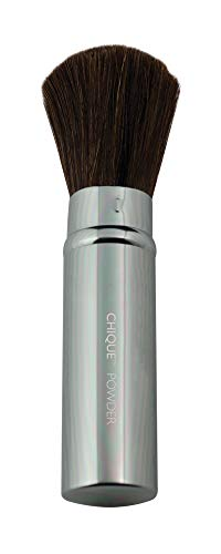Chique Retractable Powder Brush