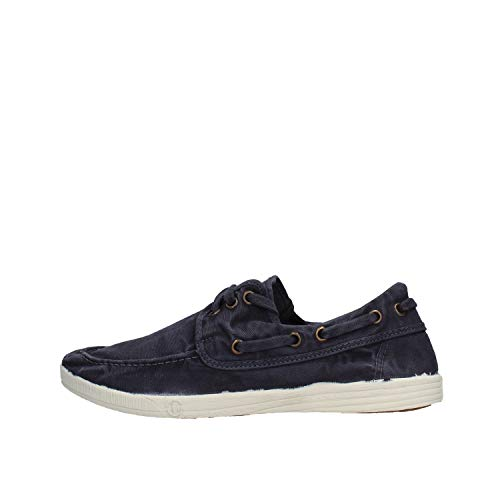 Natural World 303E - Herren Schuhe Sneaker - 623-gris-enznautico, Größe:46 EU