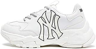 [メジャーリーグベースボール] 醜いシューズ スニーカー ニューヨーク・ヤンキーススニーカー Unisex New York Yankees Big Ball Chunky Shoes Sneakers (並行輸入品) (230)