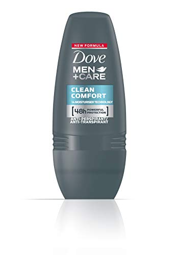 Dove Men + Care. Clean Comfort 50 ml (3er Pack)