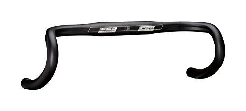 FSA Omega Compact Handlebar, 42/31.8mm, Black