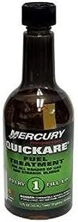 Mercury Marine Quickare Fuel Treatment, 12 Ounces 92-8M0047930 by Mercury