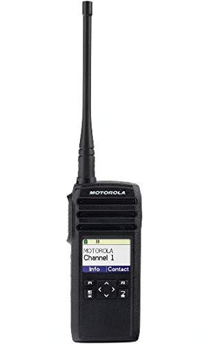 DTR700 DTR-700 DTS150NBDLAA Original Motorola Two-Way Portable Digital Radio - 2 Year Manufacturer Warranty