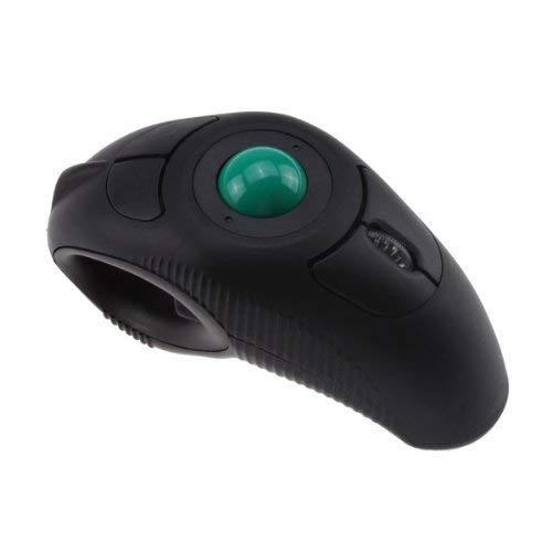 Minidiva Drahtlose Handmaus mit Trackball für Office Business Präsentation Verwendung