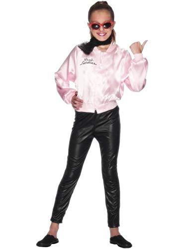 Funidelia Chaqueta de Pink Ladies para niña - Grease