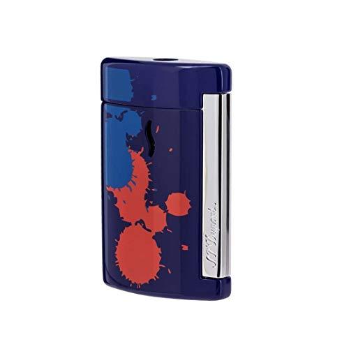 Sale!! S.T. Dupont Blue Mini Jet Splash Lighter