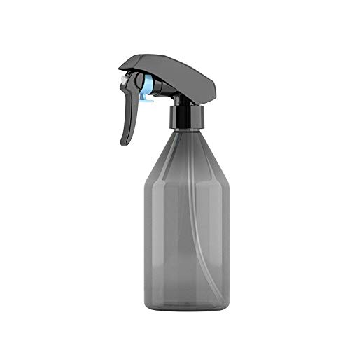 PN-Braes 300mlFine Mist Ambre Vaporisateur Pack 2 for Coiffeuse Barber en Plastique d'eau Atomiseur (Color : Gray, Size : 300ml)