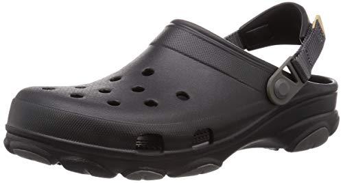 crocs Unisex Schuhe Classic All-Terrain Clog 206340 Black, 43/44 EU