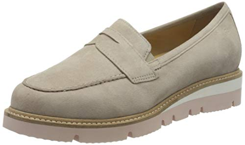 Sioux Damen Meredith-714-H Slipper, Beige (Cammello 004), 41 EU