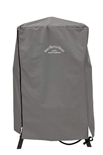 Landmann Premium 31989 Vertikale Abdeckung für 3895GWLA Smoker, 96,5 cm, Grau