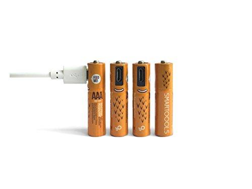 Smartoools - Batterie Microbatt (AAA4)
