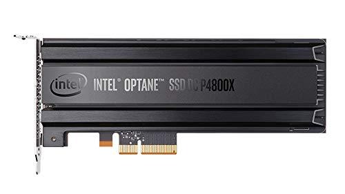 Intel® Optane™ DC P4800X 1,5 TB Solid State Drive, schwarz, NVMe PCIe 3.0 x4