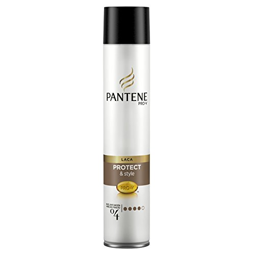 Pantene Protect & Style Laque - 300 Ml
