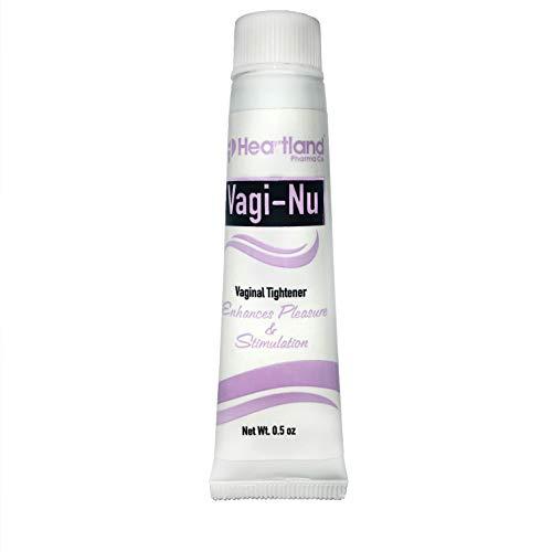 Vagi-Nu - Tight Vaginal Tightening Cream (0.5 oz Tube)