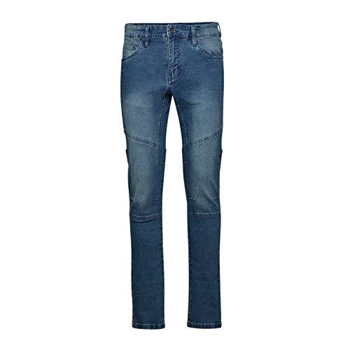 Utility Diadora - Jeans da Lavoro Pant Stone 6 Pkt Light per Uomo e Donna (EU 32)