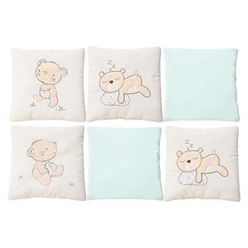 Almohadilla de barandilla para cama infantil, barandilla de seguridad para cama de bebé, almohadilla protectora, barandilla de cuna para bebé, barandilla de cama para niños pequeños, parachoques para